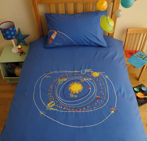 toddler bedding solar system - photo #23