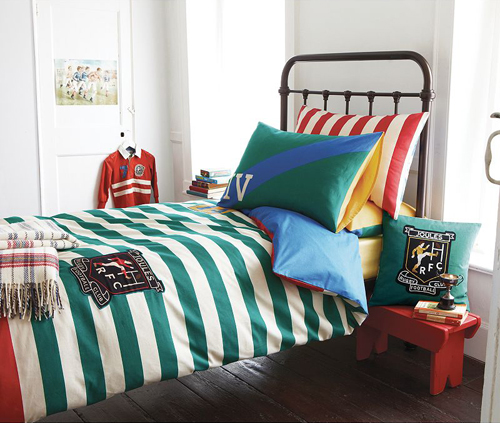 Joules Rugby Star Duvet Cover
