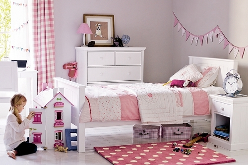 The Ashton range of children's furniture