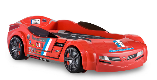 The latest racing car bed concept from Cilek