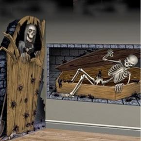 Coffin Creatures Scene Setter