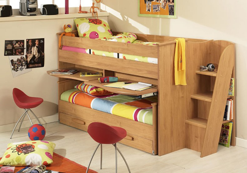 Work Rest Play Junior Rooms