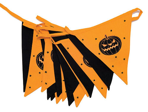 Halloween Cotton Bunting