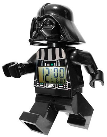 Star Wars Darth Vader Minifigure Clock