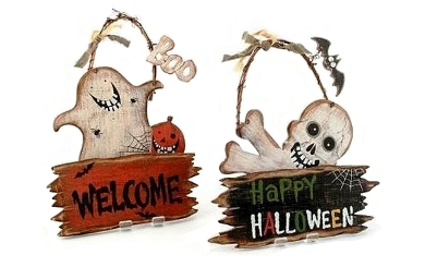 Halloween-Signs
