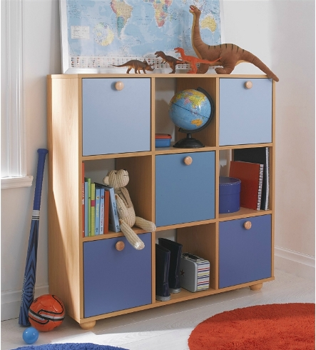 9 Cube Childrenu0027s Storage Unit