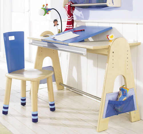 Kids Ergonomic Desks Junior Rooms