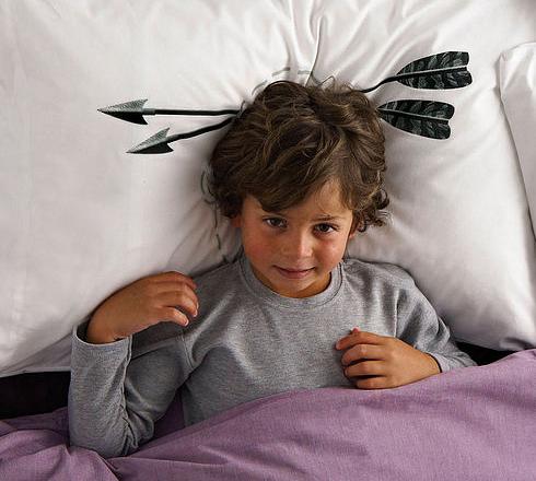 Kid's novelty pillowcase