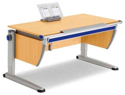 ergonomic desk designed for children