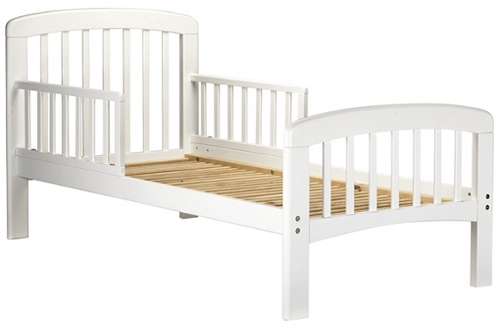 White Painted Junior Bed