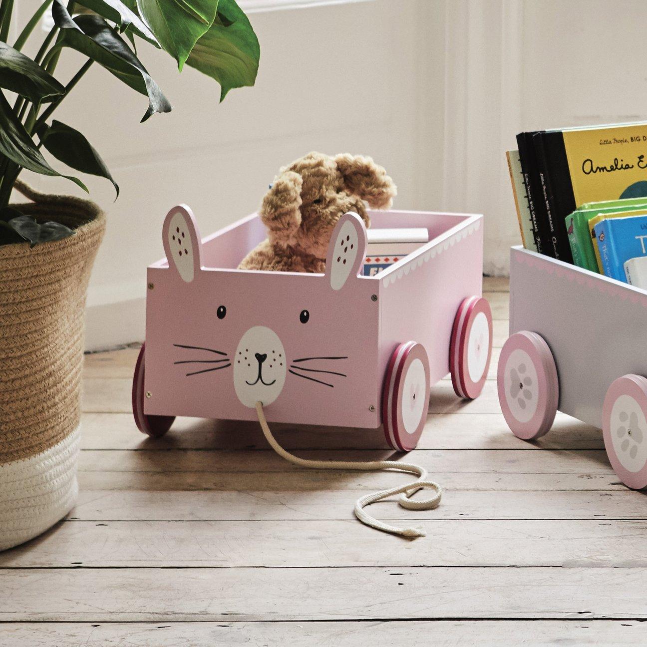 Toy Storage Junior Rooms