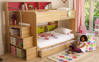 Bunk Beds Junior Rooms