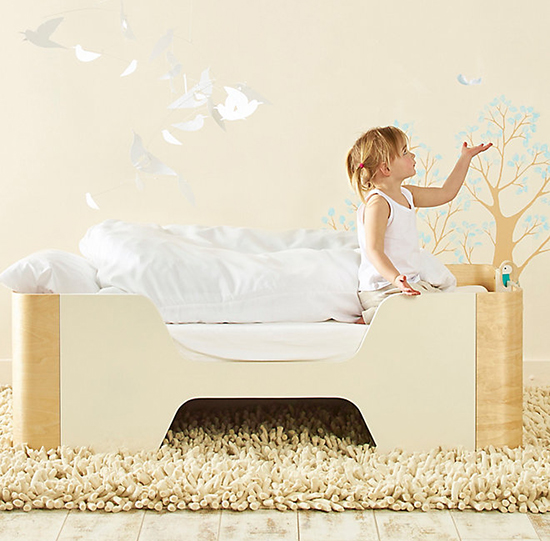 HelloHome POD Toddler Bed