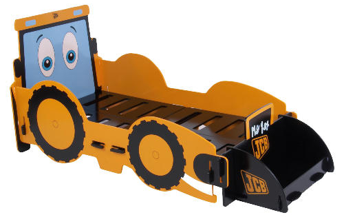 JCB Digger Bed Junior