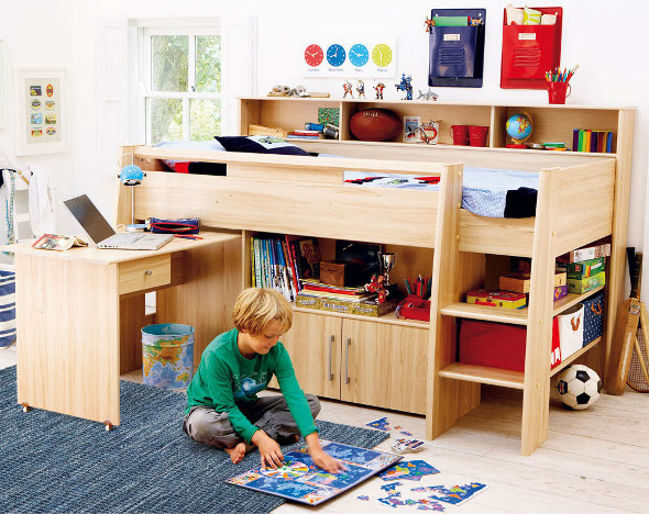 beds archives - junior rooms