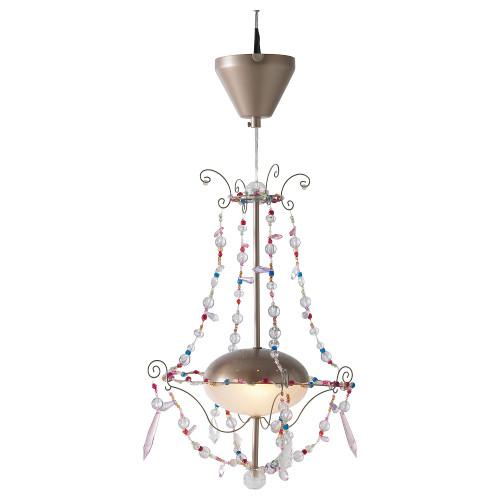 Child's chandelier style pendant lamp