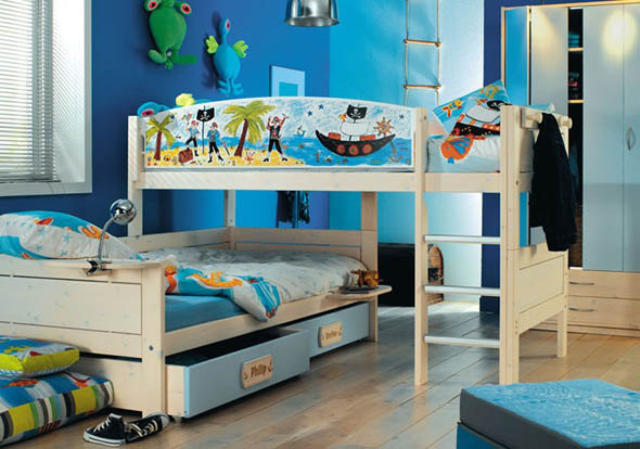 Bunk beds junior rooms for J lewis bedroom furniture