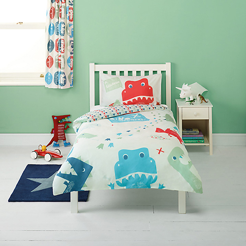 Ordinaire Dinotastic_Duvet_Set