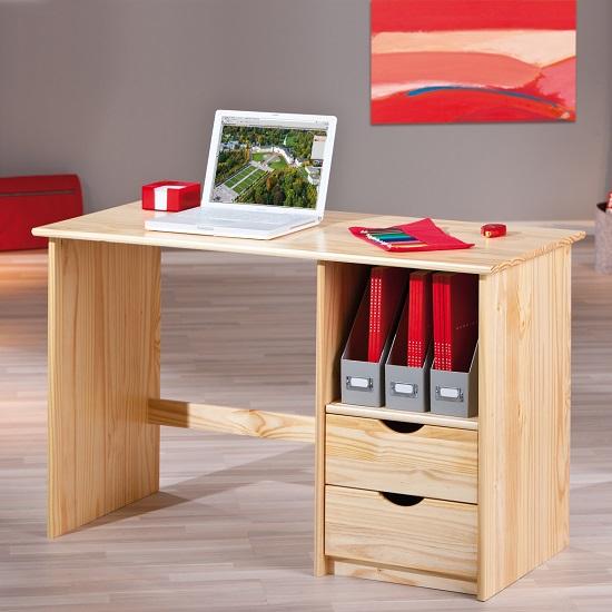 Crossmag Wooden Computer Desk