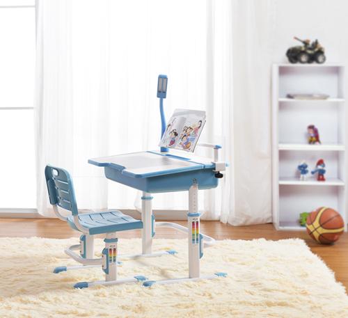 Homework desk and chair