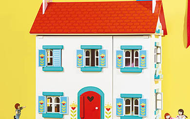 Tulip Dolls House