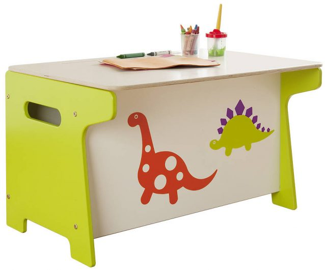 Dinosaur Toy Box