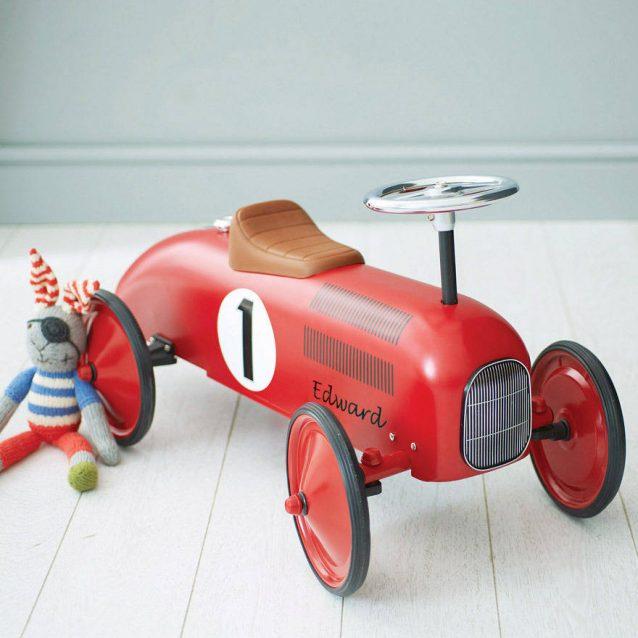 Ride On Racing Car