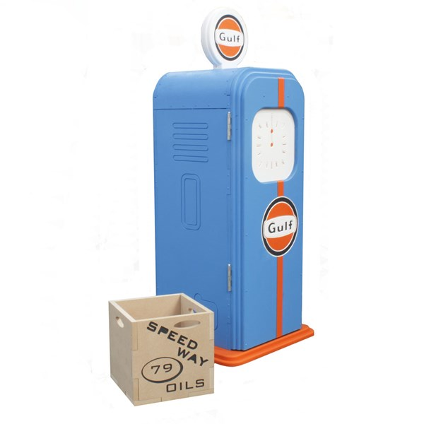 Golf Petrol Pump Themed Kids Storage Unit