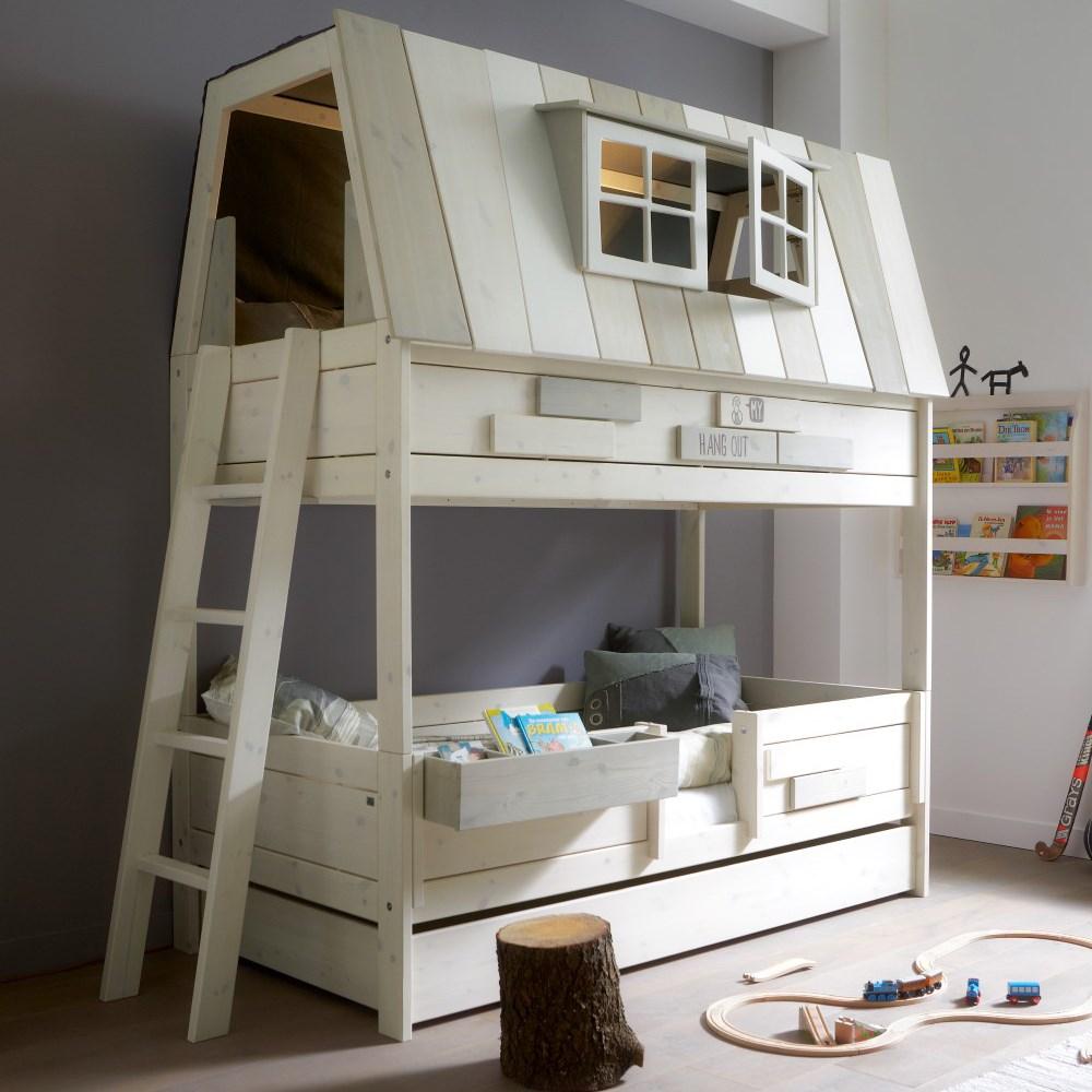 Lifetime Adventure Hangout Kids Bunk Bed Junior Rooms
